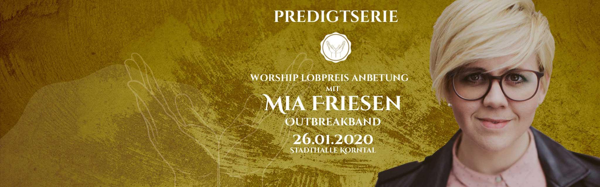 GD Serie Worship Mia