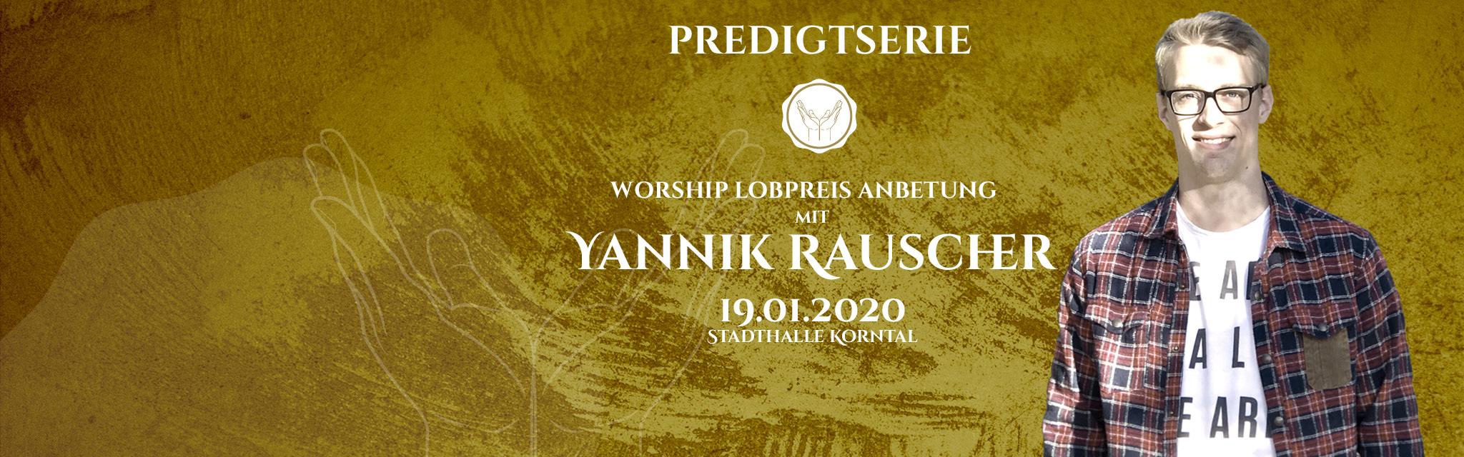 GD Serie Worship Yannik
